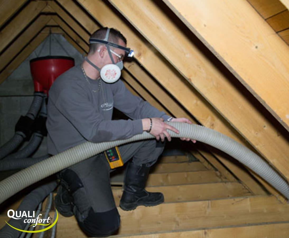 Comment isoler une maison ancienne finest isolation - Isolation maison ancienne par l interieur ...